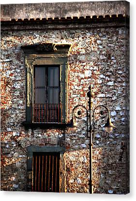 Finestra Canvas Print by Ivete Basso Photography