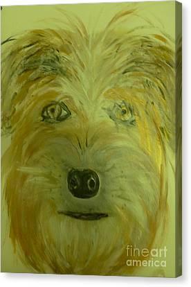 Finigan II Canvas Print by Marie Bulger