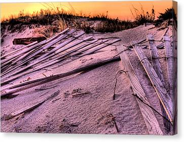 Fire Island Canvas Print by JC Findley
