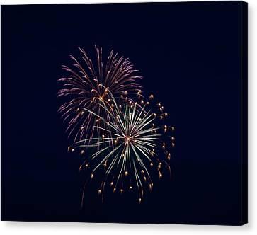 Fireworks 05 Canvas Print
