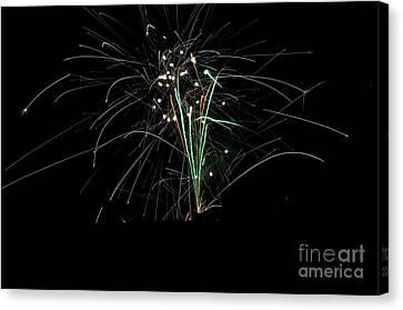 Fireworks 20 Canvas Print