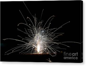 Fireworks 22 Canvas Print by Cassie Marie Photography