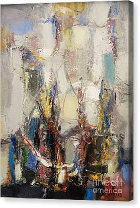 Canvas Print - First Date by Grigor Malinov