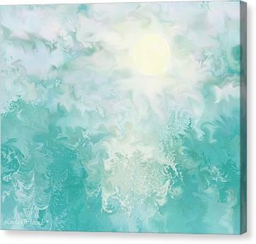 First Dawn Canvas Print