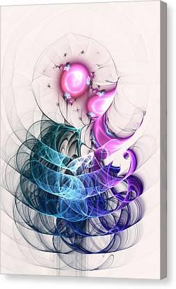 First Impression Canvas Print by Anastasiya Malakhova