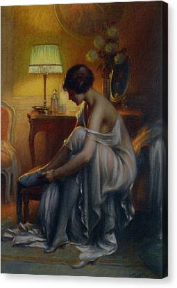 First Primers Canvas Print by Delphin Enjolras