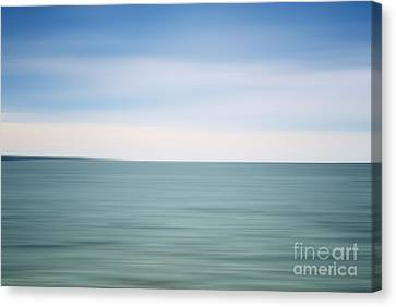 Fishers Island Sound Canvas Print by Sabine Jacobs