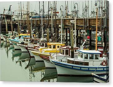 Fishing Boat 4 Canvas Print