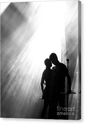 Fitz And The Tantrums Canvas Print