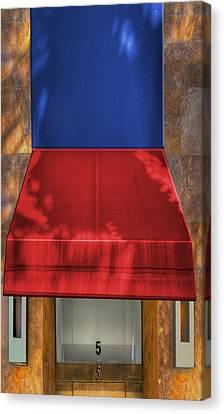 Five Canvas Print by Paul Wear