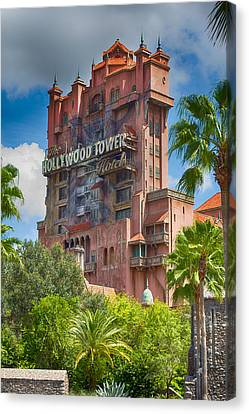 Five Star Hotel - Full Color Canvas Print
