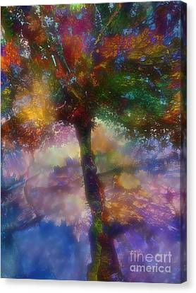 Flavours Of Autumn Canvas Print