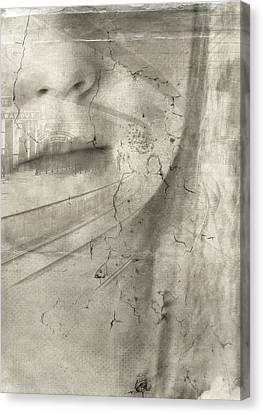 Flight Canvas Print by Chantal Scholten
