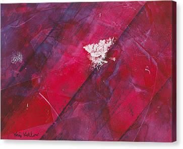 Flightful Intensity Canvas Print