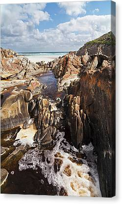 Flinders Chase National Park Canvas Print by Martin Zwick