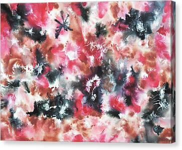 Liquid Canvas Print - Flirt by Sumit Mehndiratta