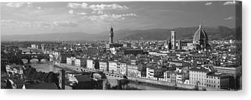 Florence Italy Canvas Print by Panoramic Images