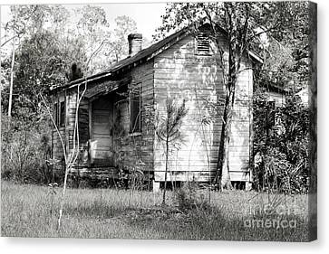 Florida Homestead  Canvas Print by Rick Mann