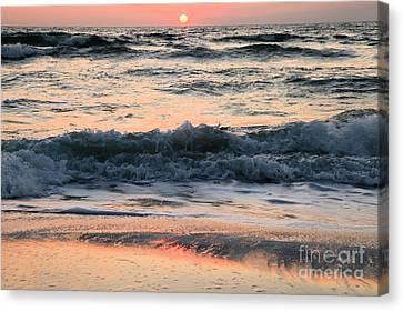 Florida Pastels Canvas Print by Adam Jewell