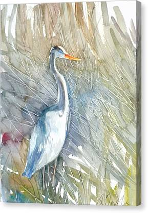 Millbury Canvas Print - Florida Trip No.42 by Sumiyo Toribe