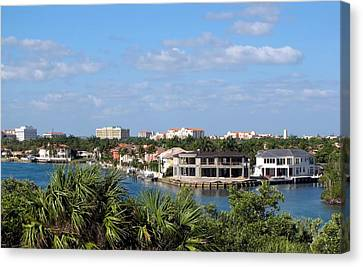 Florida Vacation Canvas Print