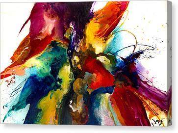 Flourish IIi Canvas Print by Jonas Gerard