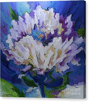 Flower For A Friend Canvas Print