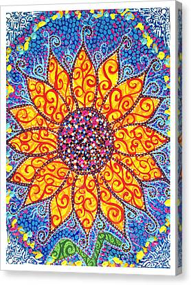 Flower Eternal  Canvas Print