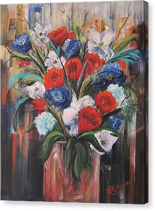 Flower Pride Canvas Print