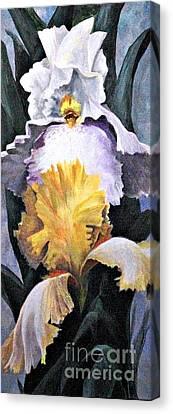Flowers 1 Canvas Print