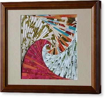 Artisan Canvas Print - Flowers by Ron Davidson