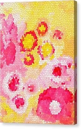 Flowers Vii Canvas Print by Patricia Awapara