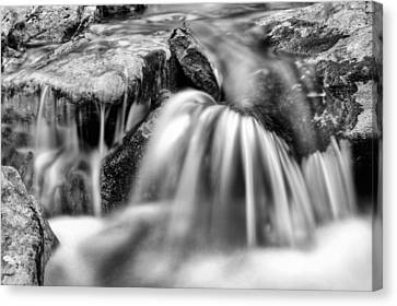 Flowing  Canvas Print by JC Findley
