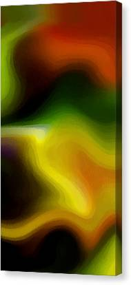Undefined Canvas Print - Flowing With Life 12 by Angelina Vick