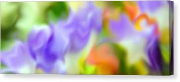 Undefined Canvas Print - Flowing With Life 15 by Angelina Vick