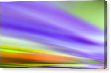 Undefined Canvas Print - Flowing With Life 18 by Angelina Vick