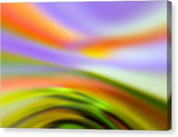 Undefined Canvas Print - Flowing With Life 19 by Angelina Vick