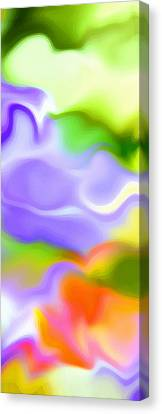 Undefined Canvas Print - Flowing With Life 3 by Angelina Vick