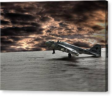 Fly Away With Your Imagination Canvas Print