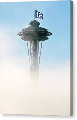 Flying High Canvas Print by Benjamin Yeager