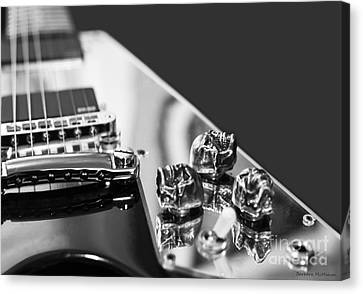 Flying V2 Canvas Print