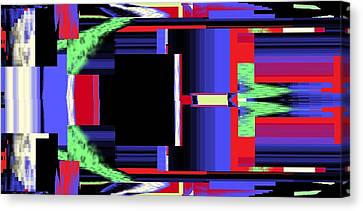 Fm Radio  Canvas Print