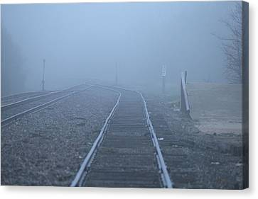 Fog Canvas Print by DEM Photos