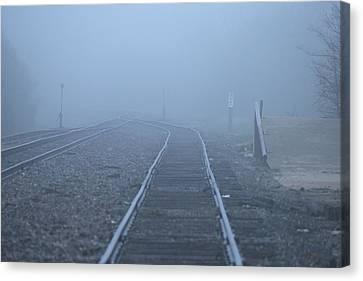 Fog Canvas Print by DEM Photos