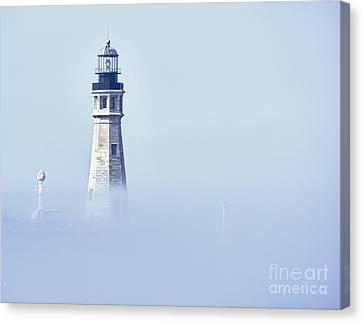Fog Canvas Print by Phil Pantano