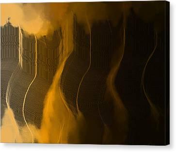 Foggy Bottoms Canvas Print