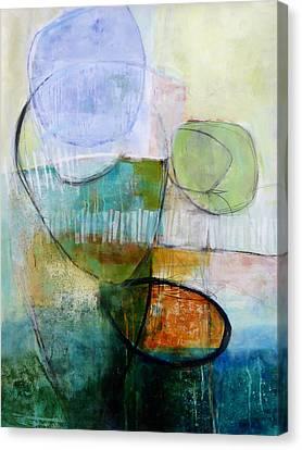 Newfoundland Canvas Print - Fogo Island 1 by Jane Davies
