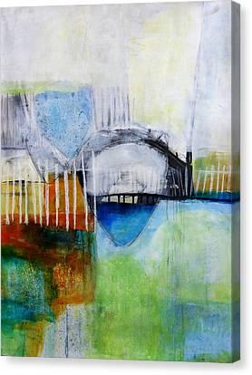Newfoundland Canvas Print - Fogo Island 2 by Jane Davies