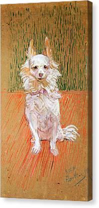 Follette Canvas Print
