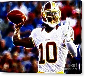 Football - Rg3 - Robert Griffin IIi Canvas Print